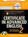 CAE Practice Tests 2 Student's Book (with answer key)