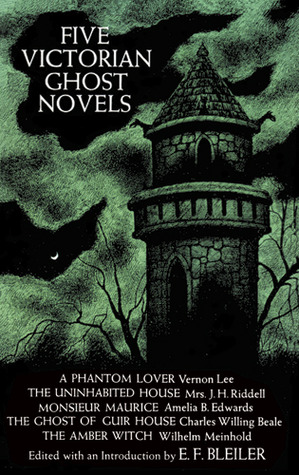 Five Victorian Ghost Novels by E.F. Bleiler