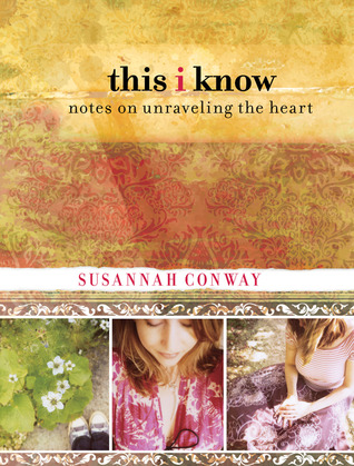 This I Know by Susannah Conway