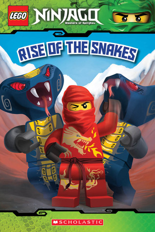 Rise of the Snakes (Ninjago Reader, #4)