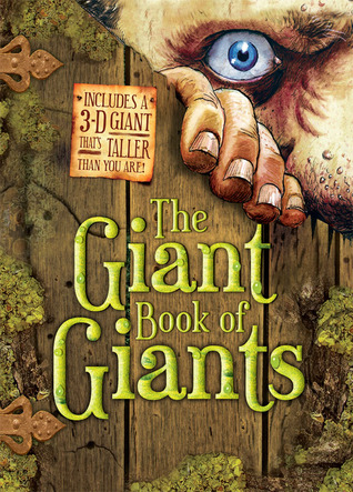 The Giant Book of Giants [With Poster] by Saviour Pirotta