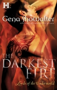 The Darkest Fire (Lords of the Underworld, #0.5)