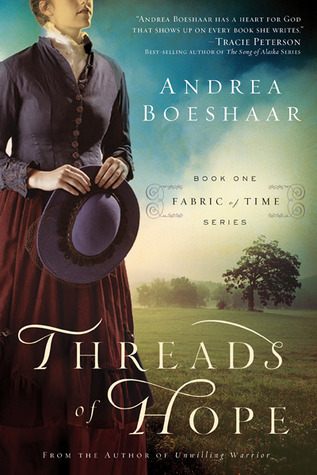 Threads of Hope (Fabric of Time #1)