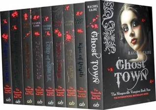 The Morganville Vampires, #1-9 by Rachel Caine