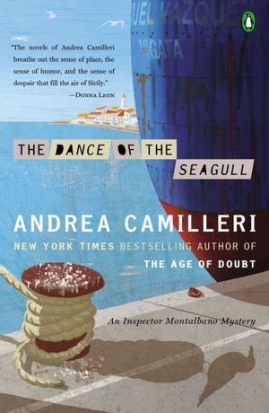 The Dance of the Seagull (Salvù Montalbano, #15)