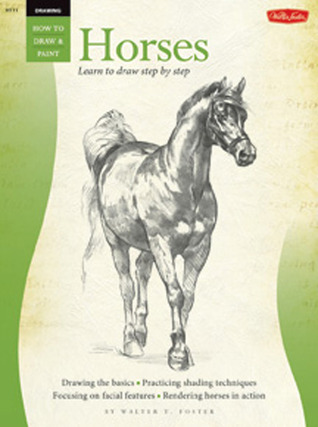 How to draw and paint horses learn to draw step by step for Learning to paint and draw