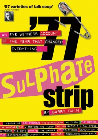 '77 Sulphate Strip by Barry Cain