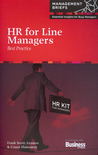 HR for Line Managers: Best Practice