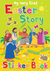 My Very First Easter Story Sticker Book by Lois Rock