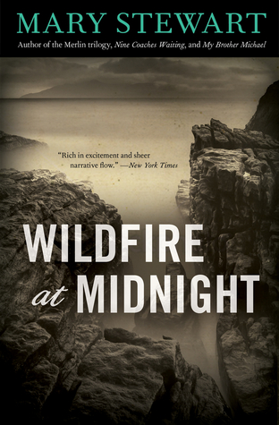 Wildfire at Midnight