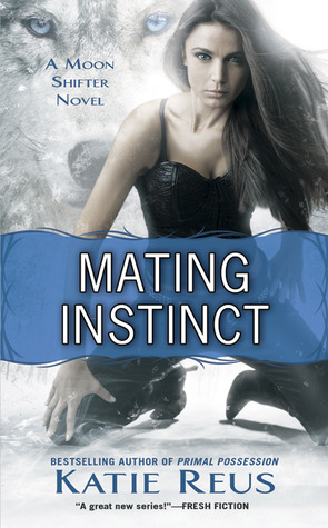 Review: Mating Instinct by Katie Reus (Moon Shifter #3)