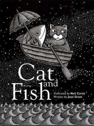 Cat and Fish by Joan Grant