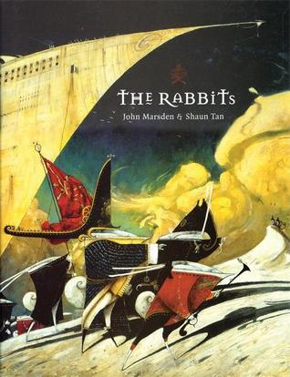 The Rabbits by John Marsden