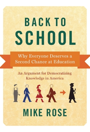 Back to School: Why Everyone Deserves A Second Chance at Education