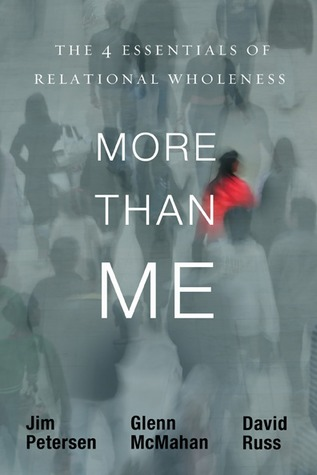 More Than Me by Jim Petersen