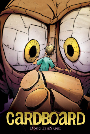 Graphic Novel Review: Cardboard