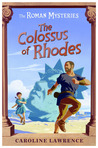 The Colossus of Rhodes (Roman Mysteries, #9)