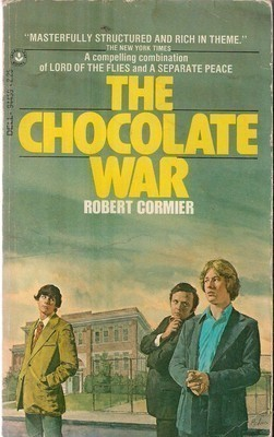 the battle of good and evil in the chocolate war by robert cormier A description of tropes appearing in chocolate war a 1974 young adult novel by robert cormier  guess—and also a good idea of why this novel.