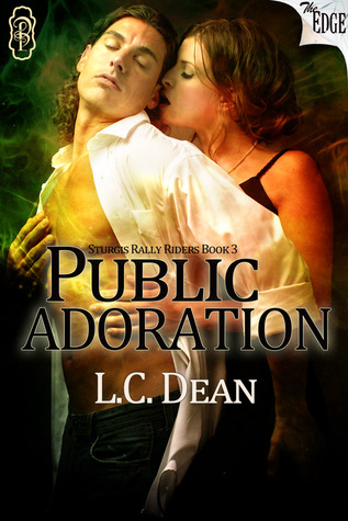 Public Adoration (Sturgis Rally Riders, #3)