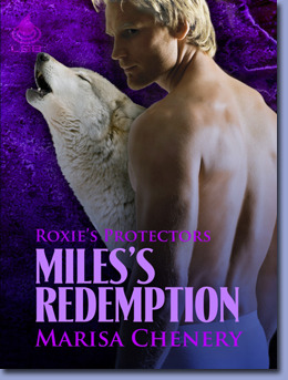 Miles's Redemption (Roxie's Protectors, #7)