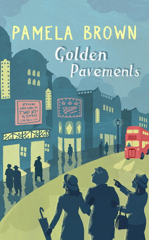 Golden Pavements by Pamela Brown