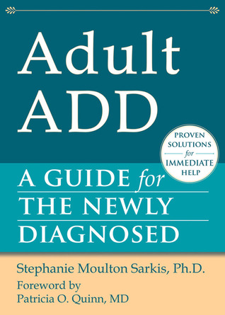 Adult Add by Stephanie Sarkis