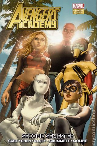 Avengers Academy, Vol. 3 by Christos Gage