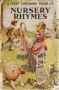 A First Ladybird Book Of Nursery Rhymes