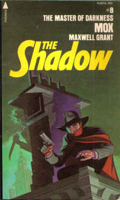 Get Mox: The Shadow #8 (The Shadow #8) PDF by Walter B. Gibson, Maxwell Grant