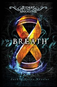 Breath by Jackie Morse Kessler