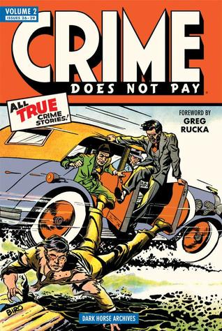 Crime Does Not Pay Archives, Vol. 2 by Various