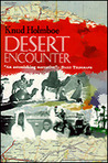 Desert Encounter by Knud Holmboe