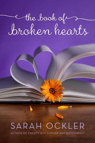 The Book of Broken Hearts by Sarah Ockler