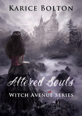 Altered Souls by Karice Bolton