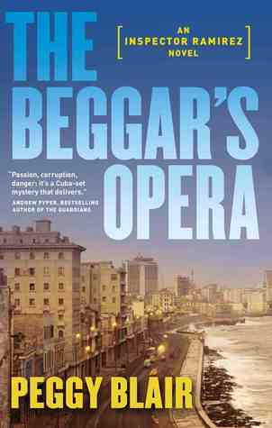 Book cover: The Beggar's Opera by Peggy Blair