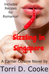 Sizzling in Singapore (Carnal Cuisine, #1)