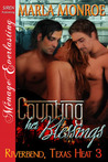 Counting Her Blessings (Riverbend, Texas Heat #3)