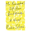 a review of Mr. Penumbra's 24-Hour Bookstore