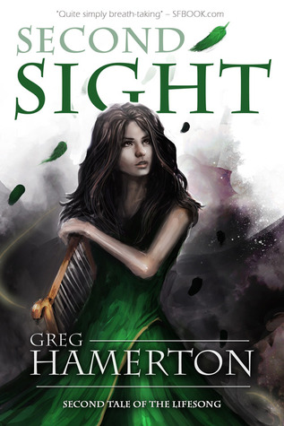 Second Sight (Tales of the Lifesong, #2)