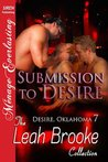 Submission to Desire by Leah Brooke