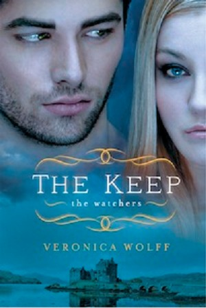 Click here to go to The Keep's page on goodreads! {A Bookalicious Story}