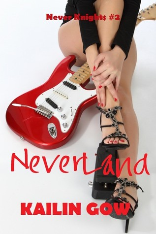 Never Land by Kailin Gow