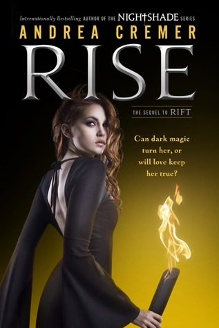 Rise (Nightshade Prequel, #2)
