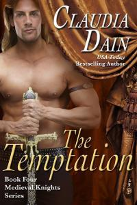 The Temptation (The Medieval Knight Series #4)