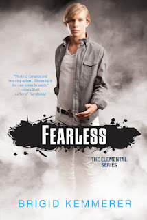 Fearless (Elemental, #1.5)
