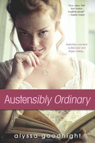 {Book Review} Austensibly Ordinary by Alyssa Goodnight