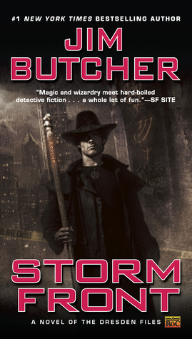 Review: Storm Front by Jim Butcher (Dresden Files #1)