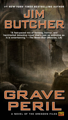 Grave Peril (The Dresden Files #3)