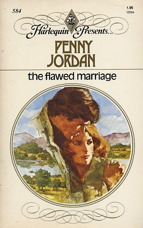 The Flawed Marriage by Penny Jordan