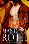Clockwork Law (Cowboys and Supernaturals, #3)
